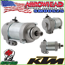For KTM 250 EXC Six Days 2013 249cc Arrowhead Starter Motor