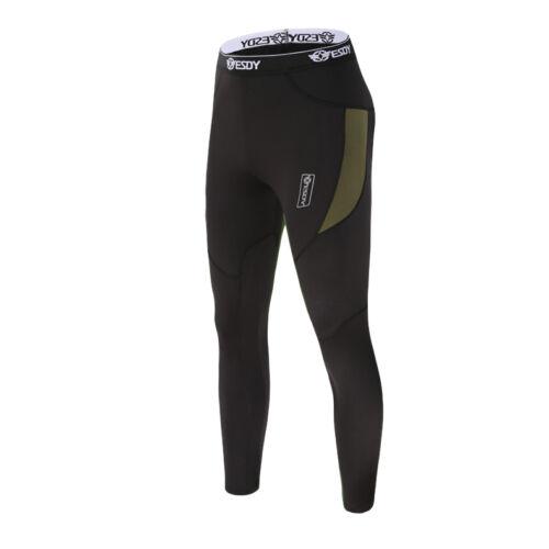 Men/'s Outdoor Tactical Winter Warm Sport Fleece Underwear Thermal Under Clothes