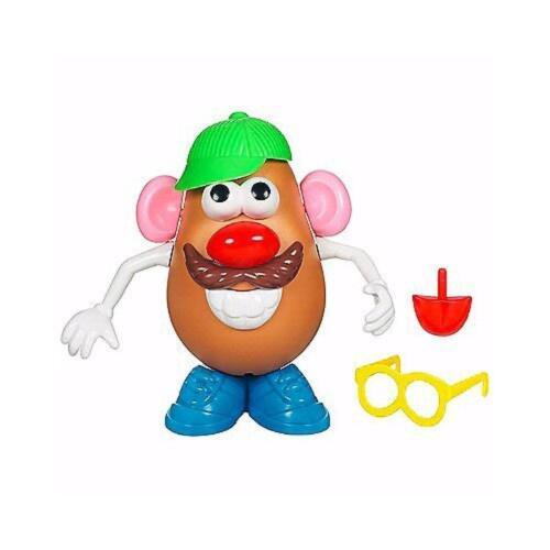 Playskool Mr. Potato Head Toy BROWN, New, Free Shipping