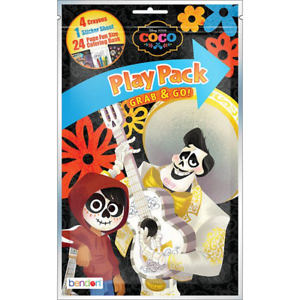 Disney Pixar Coco Day of the Dead Play Pack Fête FAVEUR