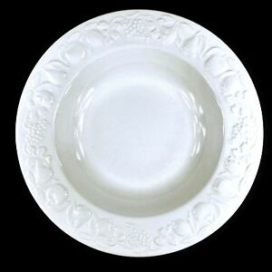 4 piece Windsor & Browne Large Rim Soup/Salad/Pasta Bowl Made in Italy