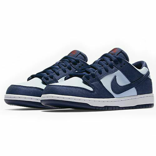 NIKE SB ZOOM DUNK LOW PRO BINARY blueE MEN SIZE 10 NEW 854866 444