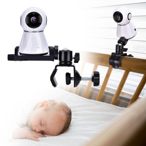 360° Rotatif Bébé Moniteur Montage Support Réglable Caméra Vidéo Support