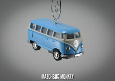 Volkswagen Van Bus Custom Ornament VW Samba T2 T1 1/64 Camper Kombi Split Window