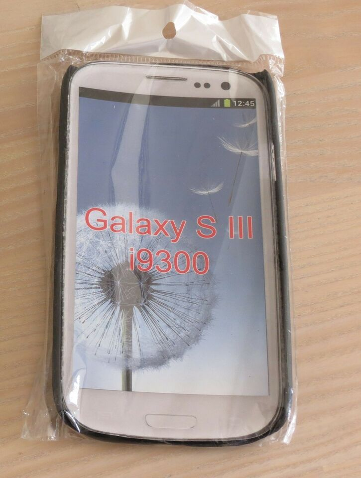 Cover, t. Samsung, Galaxy S 3
