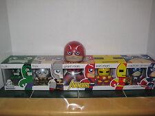 Marvel Exclusive Avengers Mini Muggs Set 2011 Comic Con Giant Man