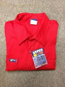 Lapco Flame retardant 7oz welding shirt (medium)