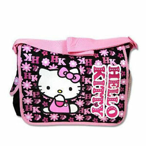 Image is loading Messenger-Diaper-School-Shoulder-Bag-Sanrio-Hello-Kitty- 9248245ecf72a