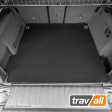 Black 440952 WeatherTech Custom Fit Rear FloorLiner for BMW X5