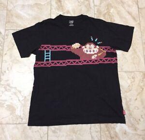 Uniqlo-UTGP-Nintendo-Donkey-Kong-T-Shirt-Size-Men-s-Large