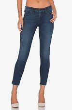 MOTHER LOOKER ANKLE FRAY Skinny Jeans 26 Twilight Magic $218 Anthropologie Denim