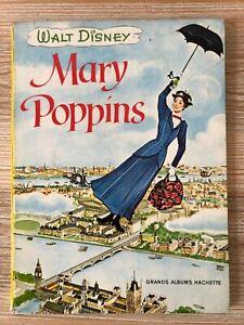 MARY-POPPINS-Grand-Album-Hachette-Walt-Disney