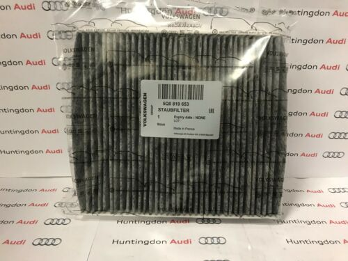 A3,Q2,TT  5Q0819653 Genuine Audi Pollen Filter