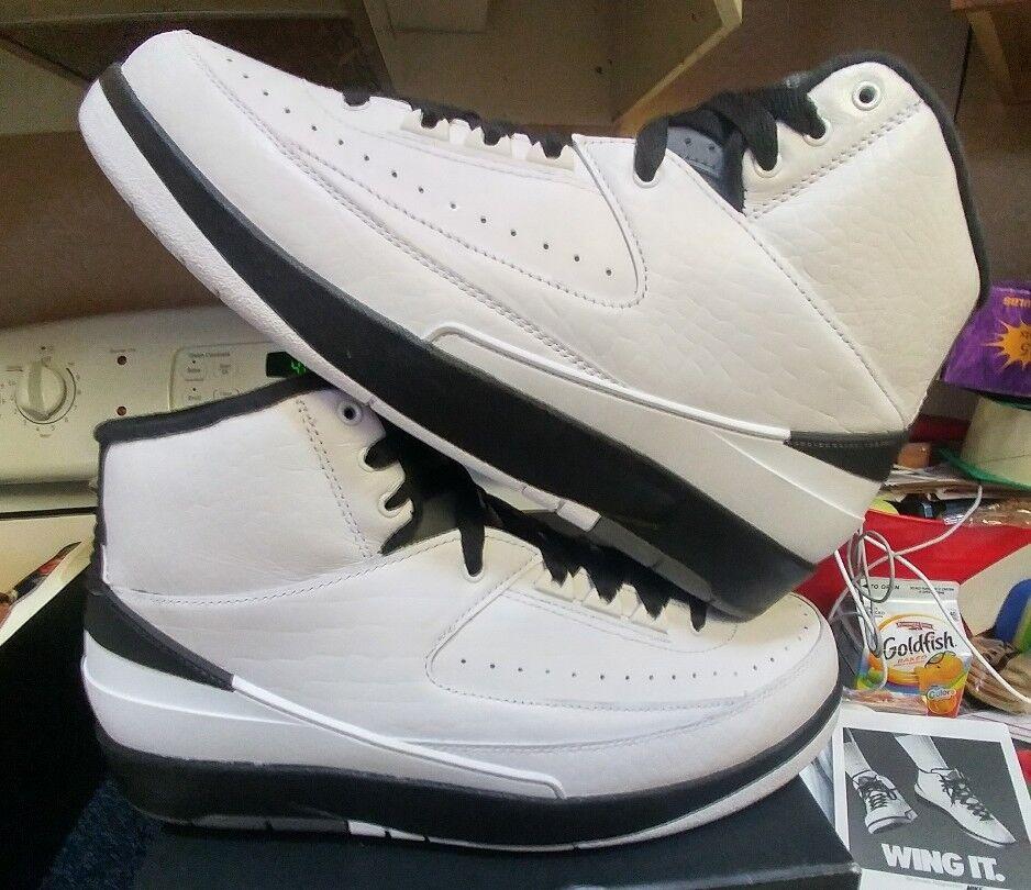 Nike Air Jordan Retro 2 II og 834272-103 ala talla 9 og II 1 prohibido XI XII Max 97 0 venta de liquidacion de temporada 8310a7