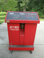 Snapon Act 4100 R12 Refrigerant Recovery And Recycling Machine R 12