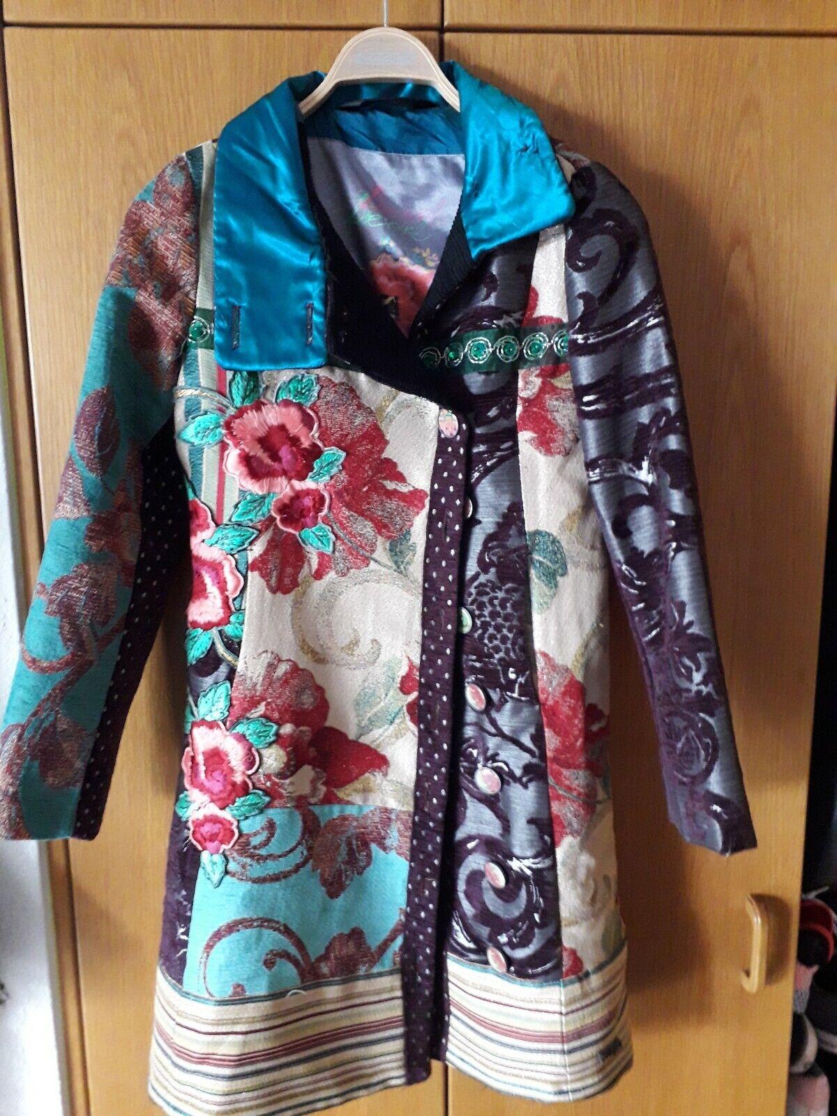 Desigual Mantel Mantel Mantel Neuwertig | Abrechnungspreis  1a0fca