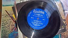 """7"""" 33 G IN THE DANCING MOOD LARRY CLINTON & HIS ORCHESTRA VG+"""