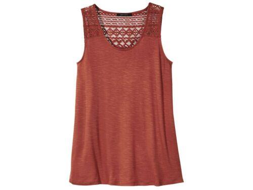 ESMARA® Damen Shirt Top Fashiontop Trägertop NEU R7
