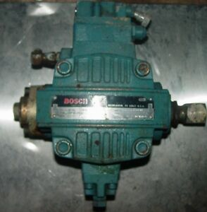 Bosch Rexroth 0513600214 vane pump variable hydraulic pump 3000 psi