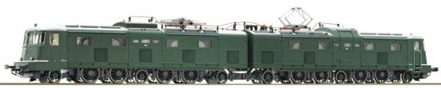 ROCO HO 79814 Electric locomotive Ae 8/14 11851, Swiss SBB  for Marklin w/Sound