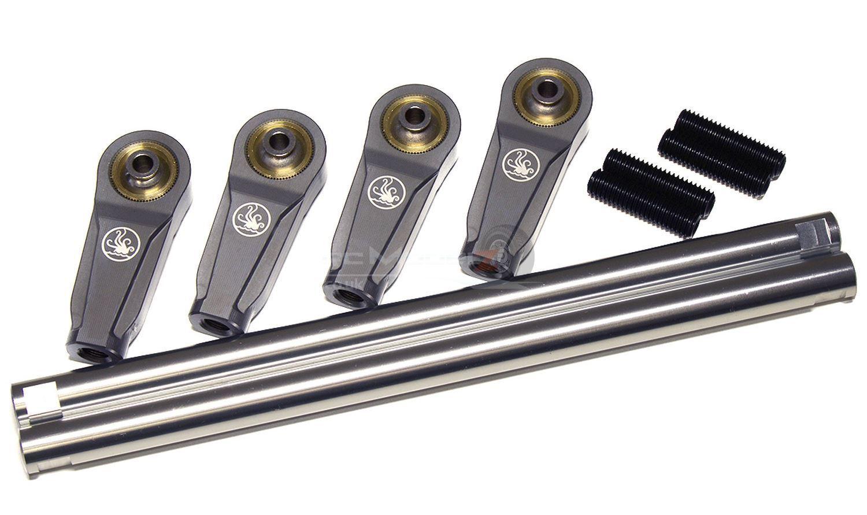 VEKTA.5 Upgrade Billet Alum HD Rear Upper Heim Joint Set