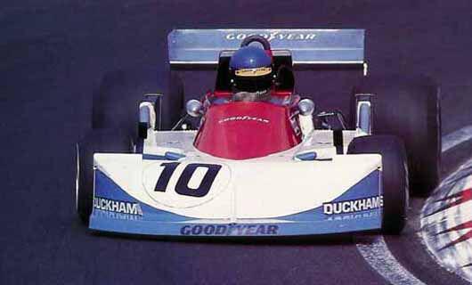 Miniaturas de TS F1 124329 de marzo de 761 Modelo de Coche R Peterson ganar Italia GP 1976 1 43rd
