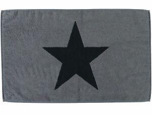 CAWo-Bathmat-Alfombra-de-bano-gris-con-estrella-524-97