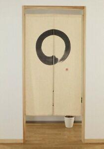 Japanese Traditional Curtain NOREN Tapestry Wall Decor Door Room Kawaii Linen