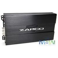 Zapco St-4x Sq Studio X 4-channel Class Ab Full Range Car Amp Amplifier St-4xsq