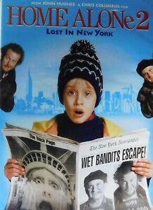 Chris Columbus Home Alone 2 Lost In New York 1992 Macauley Culkin Sealed Ebay