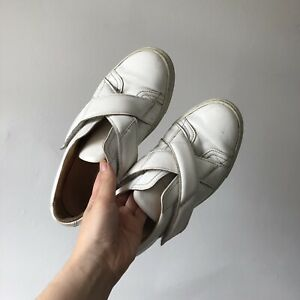 Carven Crossover White Trainers UK 4