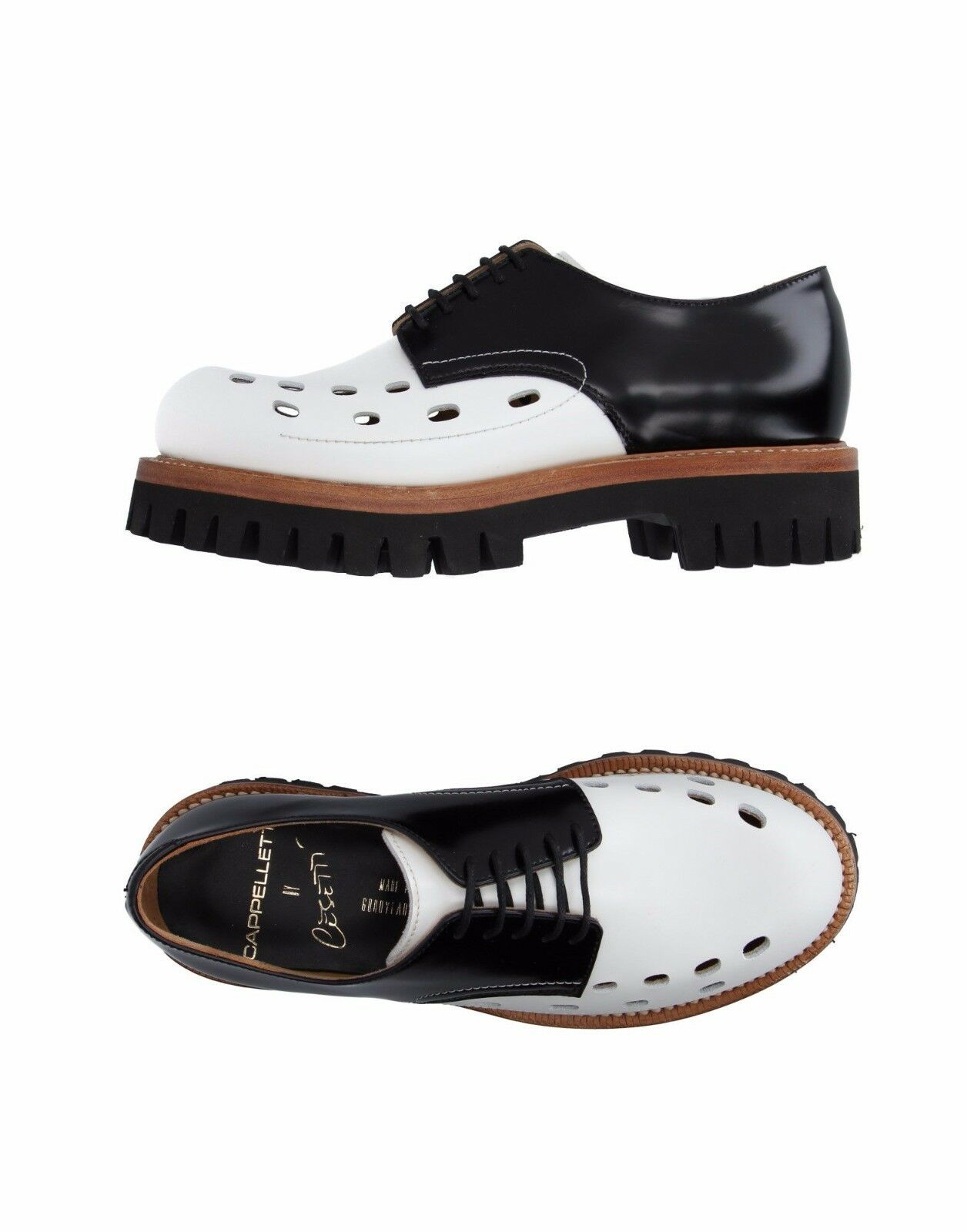 Cappelletti laceup shoes (size 41)