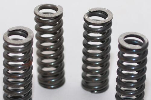 2x MIL spec stramme Druckfeder d = 2.5 mm ø 13.5 mm NOS ca L = 40 mm