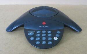 Polycom-SoundStation-2-Non-Expandable-Analog-Conference-Phone-2201-15100-001