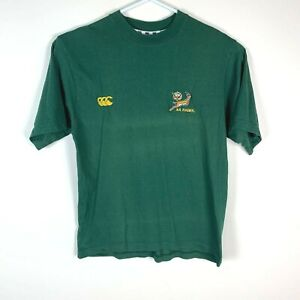 South Africa Springboks Canterbury Shirt Size Men's Medium