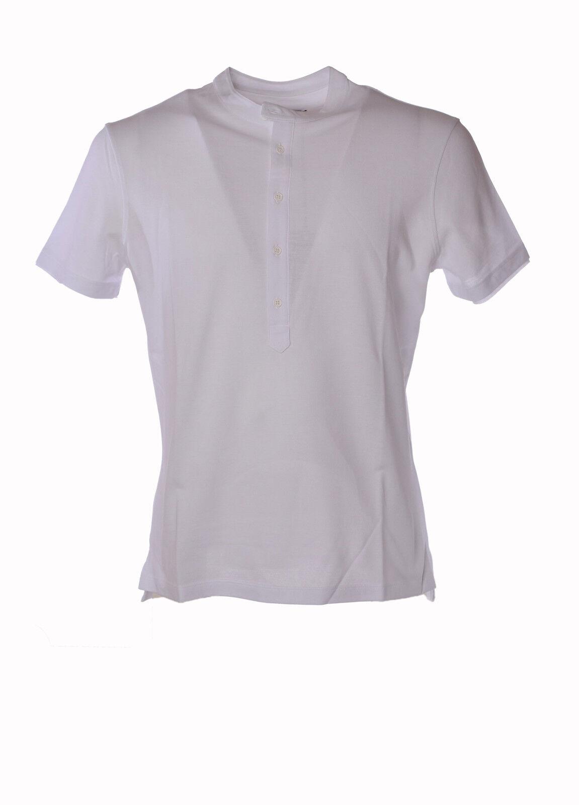 Paolo Pecora - Topwear-T-shirts - Man - Weiß - 3598401L184322