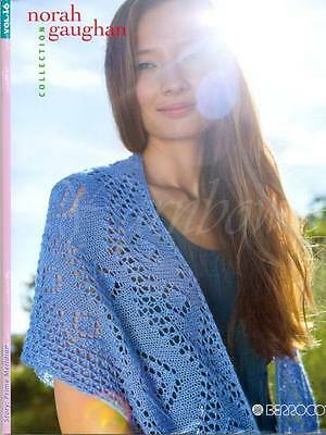14 Patterns Berroco 12 :Norah Gaughan Collection vol
