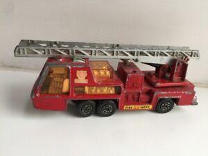 MATCHBOX-SUPER-KINGS-K-9-FIRE-TENDER