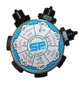 Brake-Flaring-Turret-0-5cm-SAE-4-75-DIN-for-Sykes-Pickavant-series-270