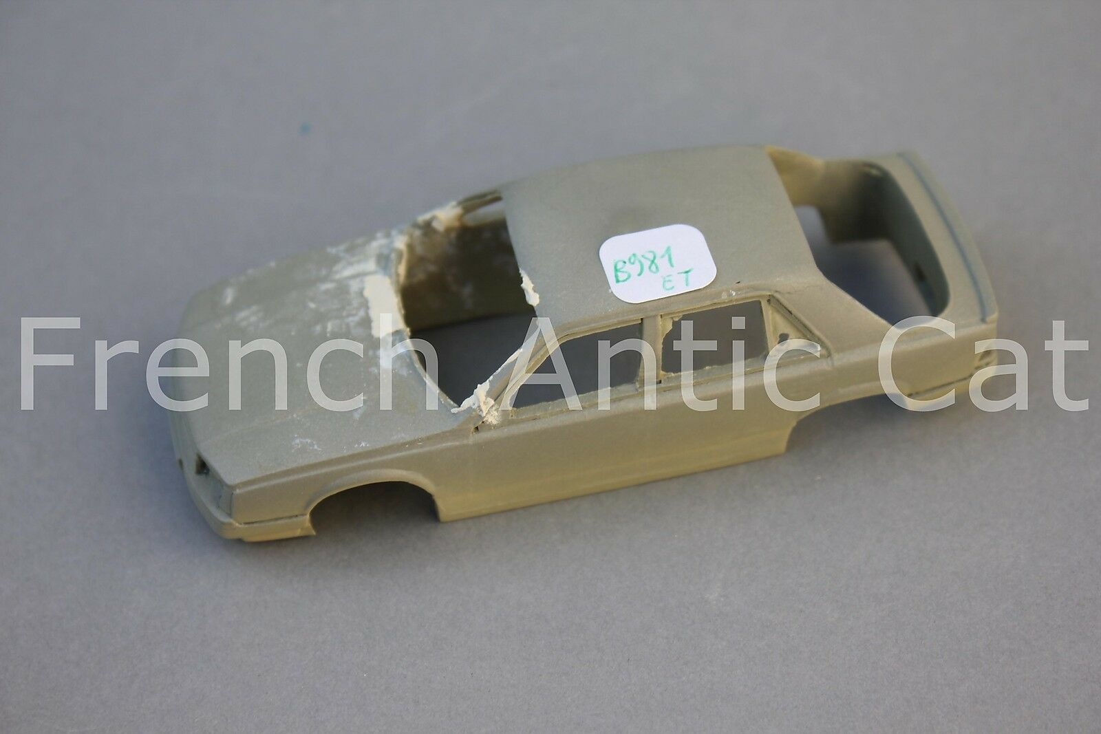 Selten Modell Harz Predotyp Renault R25 1 43 Heco Modelle Miniatur