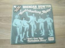 rocknroll 7 45 beat irish rock THE ROYAL SHOWBAND pop 60s BRENDAN BOWYER big 8