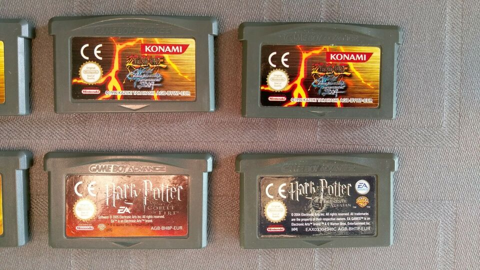 Diverse titler , Gameboy Advance