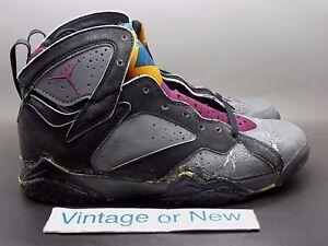 sports shoes 21b3b 8f968 Image is loading VTG-OG-Air-Jordan-VII-7-Bordeaux-1992-