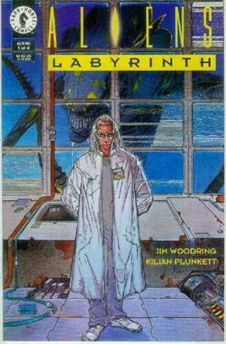 Labyrinth # 1 Aliens USA, 1993 of 4