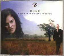 Dune - Who Wants To Live Forever - CDM - 1996 - Electronic 5TR Queen cover