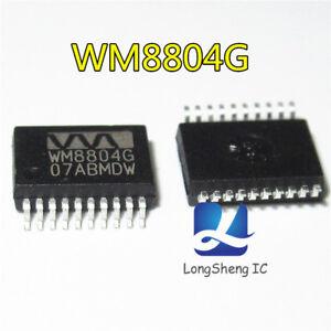 5pcs-WM8804G-WM8804GEDS-RV-SSOP-20