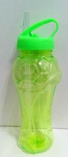 800ml Sport Hydration Drinks Hiking Running HOT Bottle Water Cycling Straw Flip