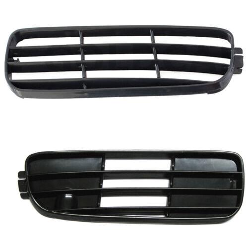 Pour AUDI 80 b4 1992-1996 pare-chocs Grille Couverture Pare-chocs gauche droite