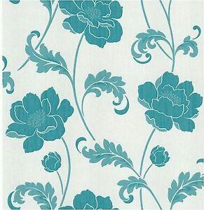 Das Bild Wird Geladen Feine Dekor Fd Luxury Heavyweight Classics Blumen Tapete