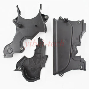 New-Engine-Timing-Cover-Set-For-95-01-Mazda-Protege-1-5L-free-shipping